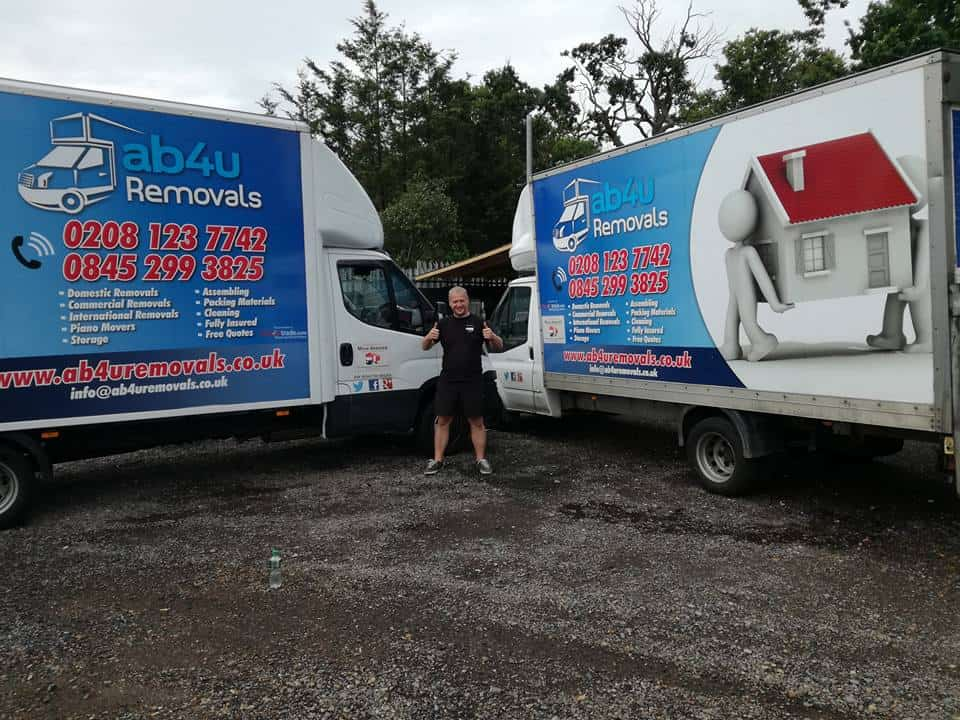 2f09488645 AB4U Removals. × Confirmed member of Move ...