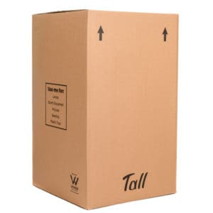 Removal Boxes – Tall (x5) A Versatile Box