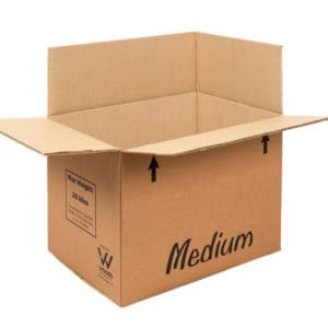 Removals Boxes – Medium (x10)  Ideal Size
