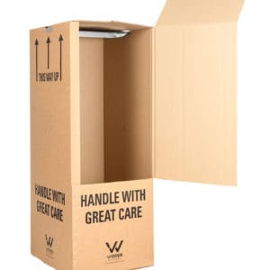 Removals Approved Portable Robe Cartons